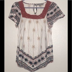EUC Absolutely Famous Blouse